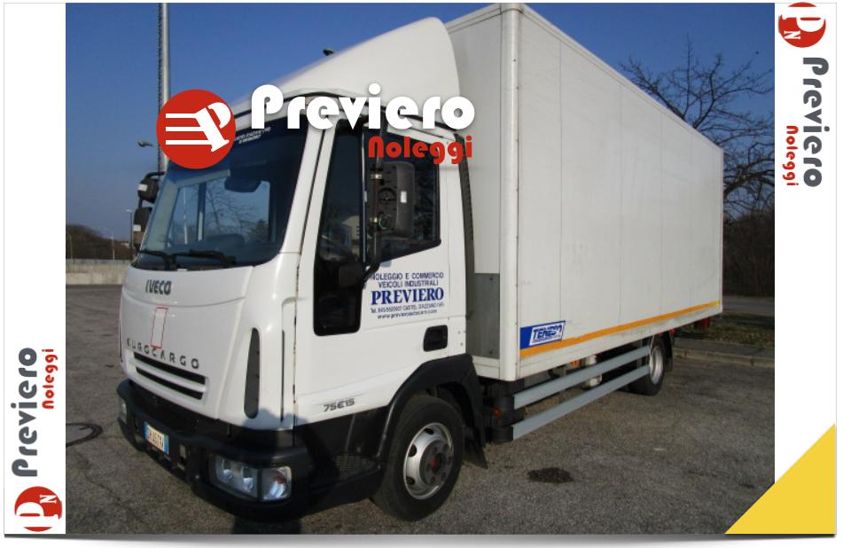 Noleggio Camion Verona Verona