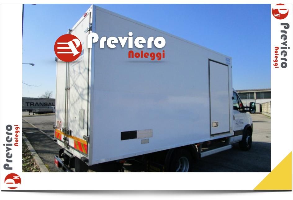 Noleggio Furgone frigo a Verona, a prezzi e costi economici