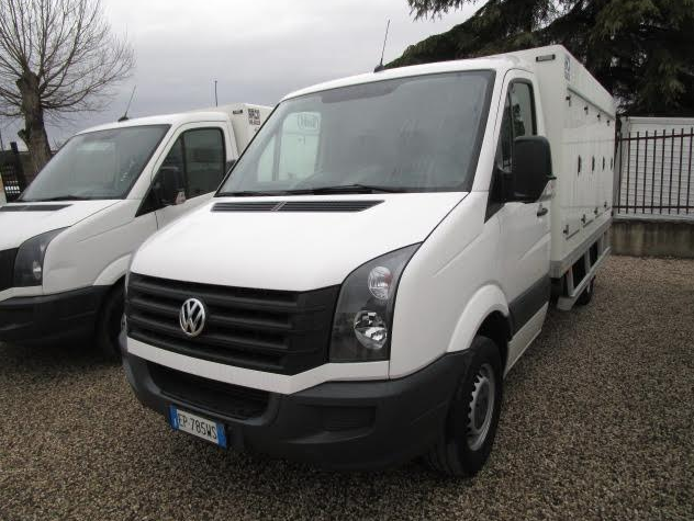 Noleggio furgone Frigo a lungo termine per trasporto gelati